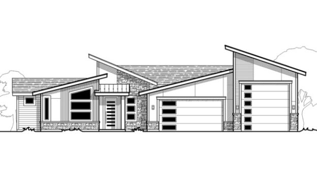 Spokane House Plans Architectural House Design Drafting